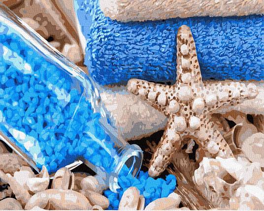Картина за Номерами Запах моря 40х50см RainbowArt, фото 2