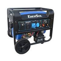 Генератор бензиновий EnerSol трифазний SG-8E-3 (B)