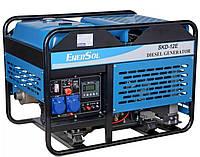 Генератор дизельний EnerSol SKD-12E-3