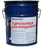 Мастика для гідроізоляції фундаменту Sweetondale 17кг
