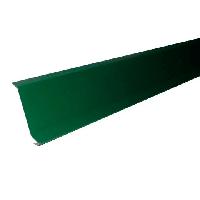 Планка примикання SHINGLAS RAL 6005 зелена