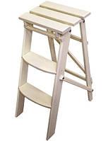 Драбина дерев'яна VIRASTAR WHITE 1x3 (WSL00060)