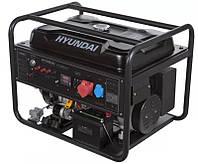 Генератор бензиновый Hyundai HY 12500LE-3