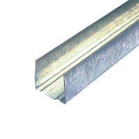 Профиль Knauf UW 75 0,6мм 4м