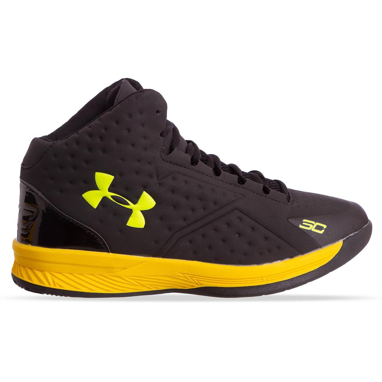 РАЗМЕР 41 Обувь для баскетбола мужская Under Armour 3077-5 OF