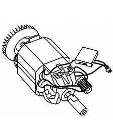 Електродвигун 1000 W до Turbo trimmer Precut 1000