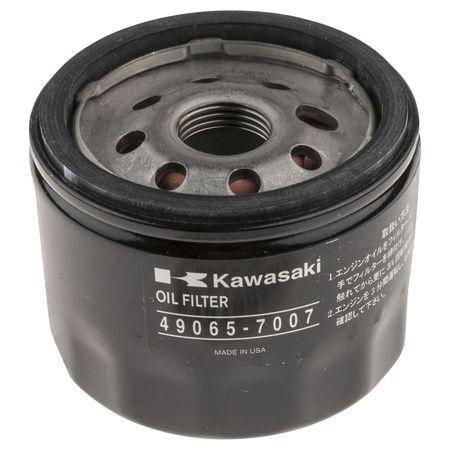 Фільтр масляний Kawasaki 49065-7007, фото 2