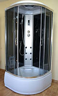 Гидромассажный бокс с глубоким поддоном AquaStream Classic 99 HB, 900х900х2170 мм