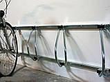 Велопарковка на 6 велосипедів Echo-6 Wall Польща, фото 3