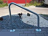 U велосипедна стійка з гнутою трубою Krosstech, фото 2