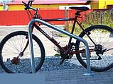 U велосипедна стійка з гнутою трубою Krosstech, фото 3