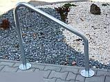 U велосипедна стійка з гнутою трубою Krosstech, фото 4
