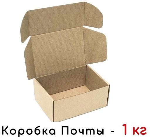 Коробка НП на 1 кг - 240 × 170 × 100 - стандартная