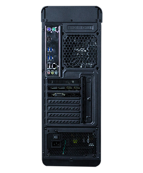 GameMax StarLight B-White / AMD Ryzen 5 2600 (6(12)ядер по 3.4 - 3.9GHz) / 16GB DDR4 / 480GB SSD / GeForce GTX, фото 2