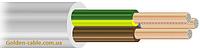 Провод соединительный ПВС 3х0,75 завод ЗЗЦМ, круглый, медный, трехжильный, заводской.