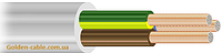 Провод соединительный ПВС 3х2.5 завод ЗЗЦМ, круглый, медный, трехжильный, заводской.