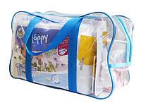 Готовая сумка в роддом для новорожденного