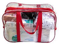 Готовая сумка-набор в роддом для мамы