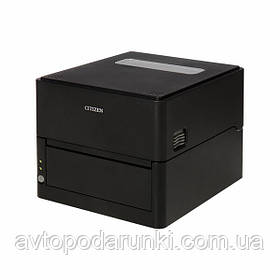 Термопринтер CITIZEN CL-E300, Настольный принтер  этикеток (принтер наклеек новой почты 100*100)