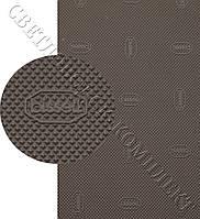 Резина набоечная BISSELL (БИЗЕЛ), art.052, р. 380*570*6.2 мм, цв. коричневый