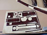 Накладки на (низкую) панель Lada (ВАЗ) 2108-2109