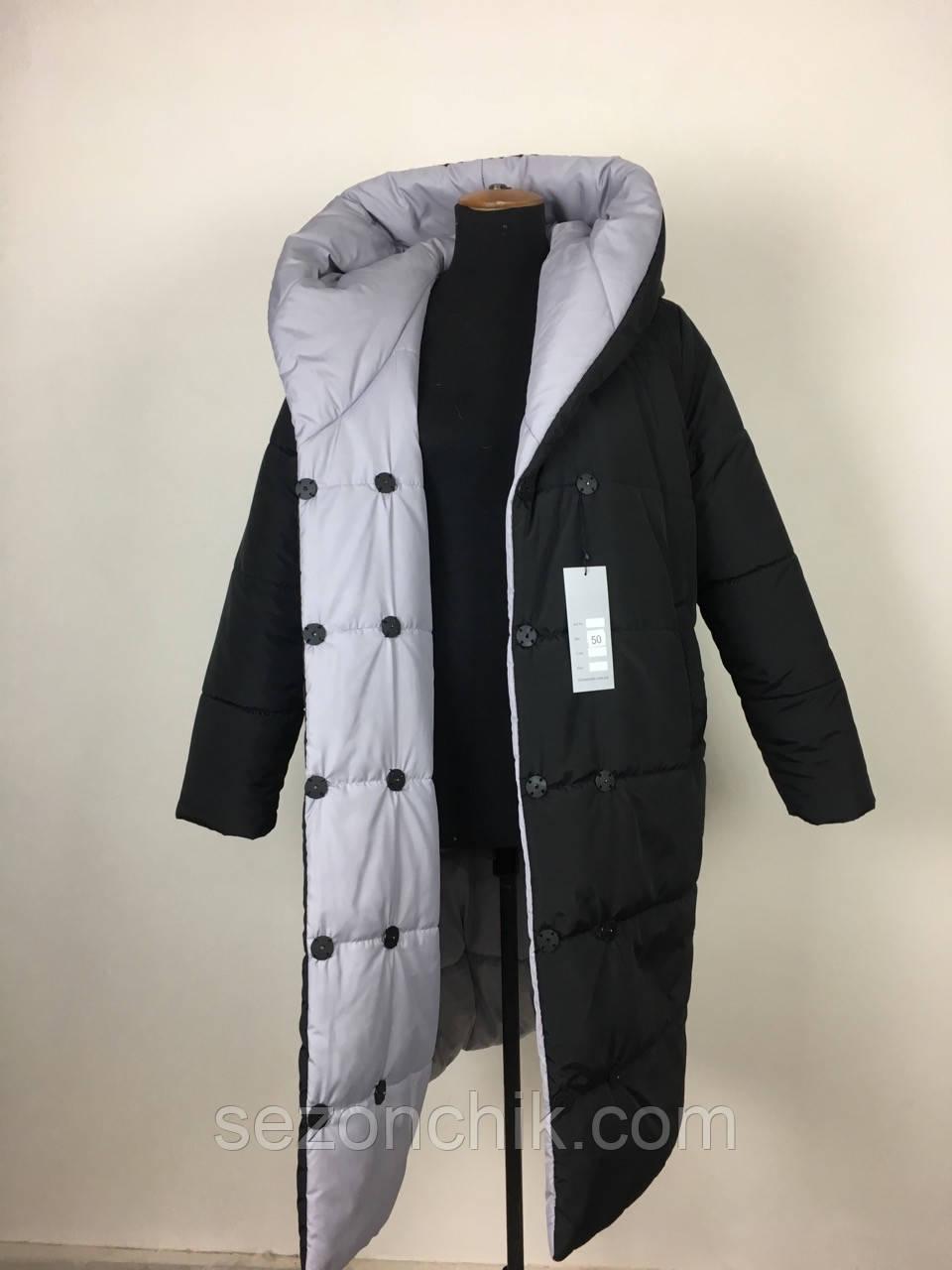 Модное женское зимнее пальто от производителя