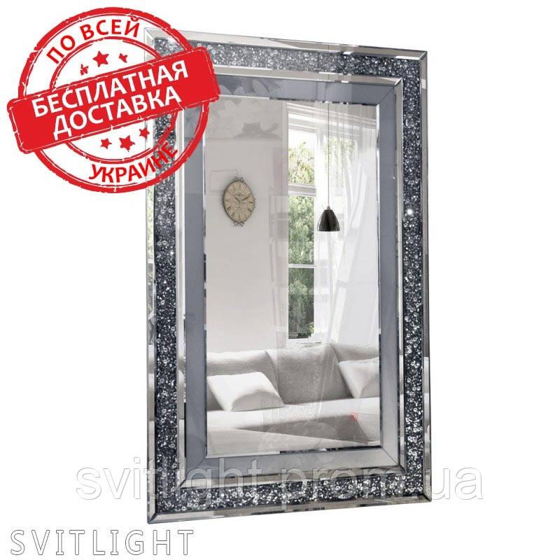 Зеркало с подсветкой AN TMZ084 (80х120х4 см) AN TMZ084 (80х120х4 см) Польша. Прямоугольное зеркало со