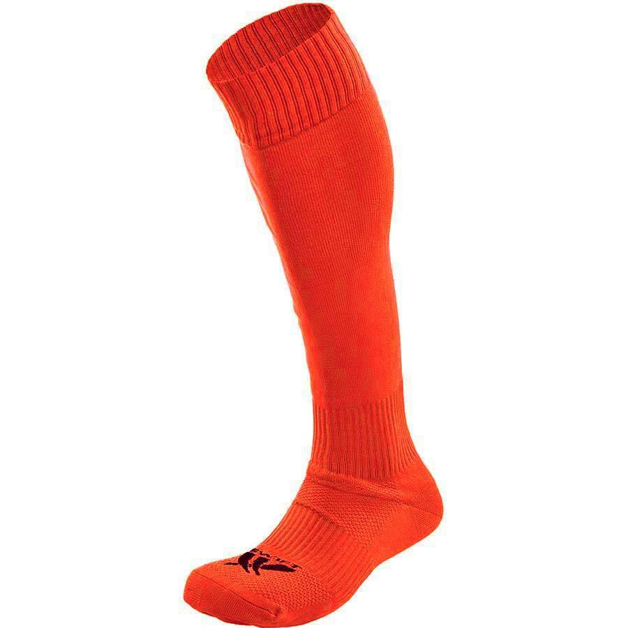 Гетры футбольные Swift Classic Socks неоново/оранжевые, 23р.
