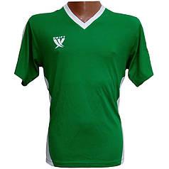 Футболка футбольна SWIFT 2 Flor Tactel (зелено/біла) р. М