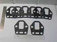Прокладка коллектора впускного КАМАЗ (домики) (пр-во Трибо), фото 1