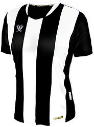 Футболка футбольная Swift PESCADO CoolTech (бело/черная) р.XXL