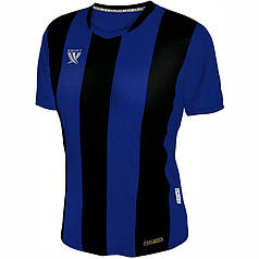 Футболка футбольна Swift PESCADO CoolTech (чорно/синя)