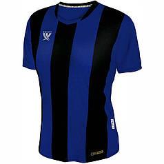 Футболка футбольная Swift PESCADO CoolTech (черно/синяя) р.M