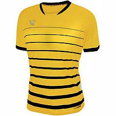 Футболка футбольная Swift FINT CoolTech (желто/черная)
