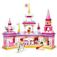 Конструктор Замок принцессы Sluban M38-B0251, 385 деталей