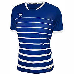 Футболка футбольна Swift FINT CoolTech (т. синьо/біла)