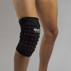 Наколінник SELECT Knee support with large pad 6205 p.XL