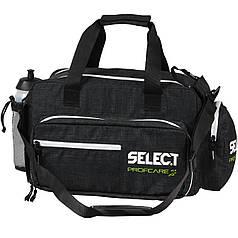 Сумка медична Select Junior medical bag (011), чорно/білий, 23,7 L
