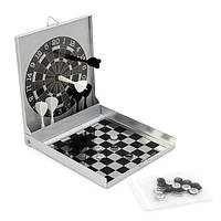Антистресс магнитный Дартс Шахматы   OAO-2411
