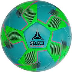 М'яч футбольний SELECT Dynamic (018) бирюз/жовтий розмір 5