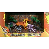 Набор игровых фигурок HGL<<Волшебные драконы>> Серия B (SV12185)