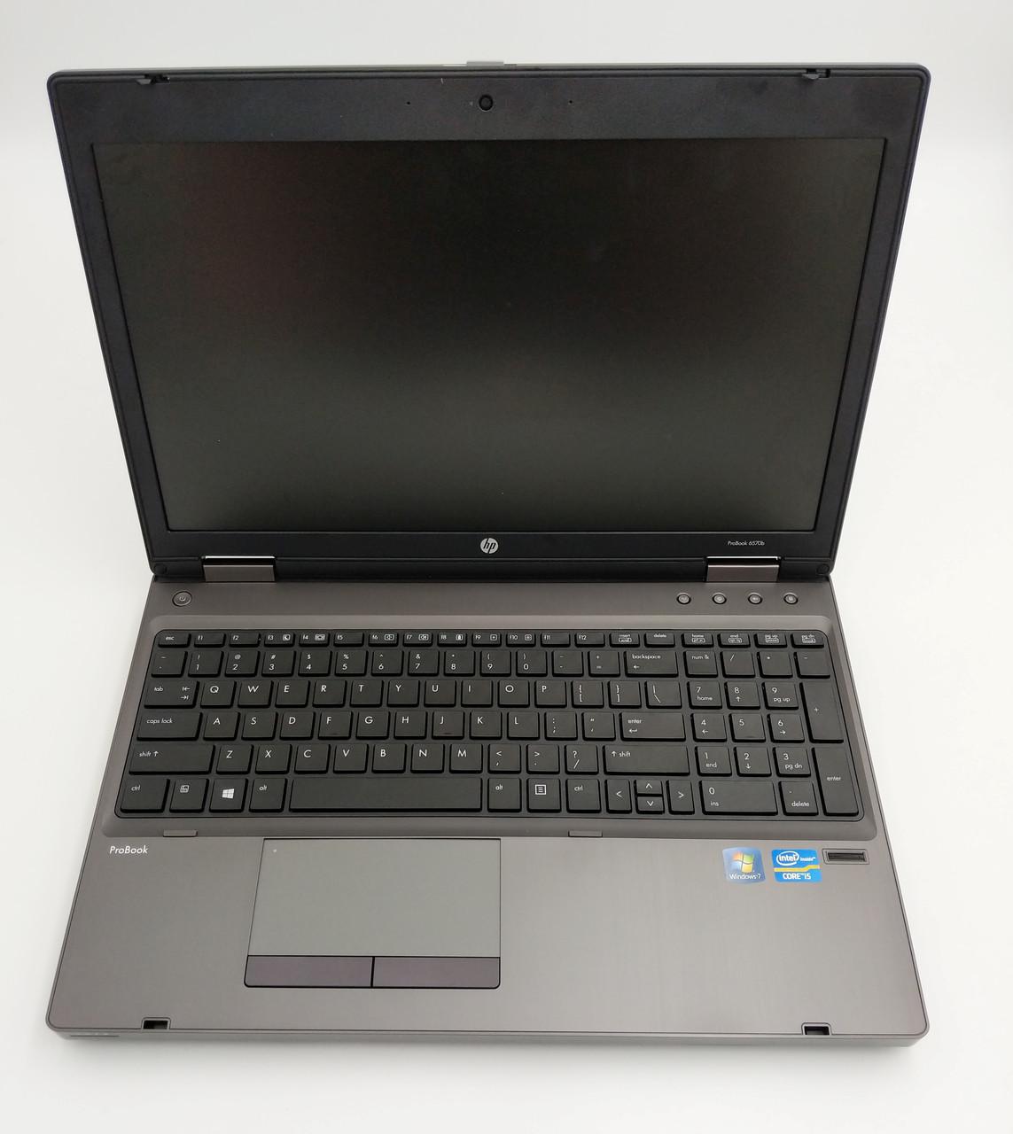 Б/У HP EliteBook 6570b 15.6″ i5-3210M /DDR3 8 Gb /SSD 240 Gb / HНет в наличии 4