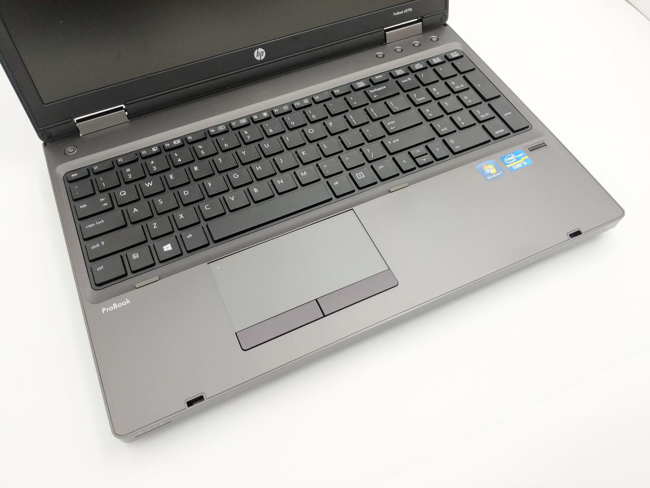 Б/У HP EliteBook 6570b 15.6″ i5-3210M /DDR3 8 Gb /SSD 240 Gb / HНет в наличии 5