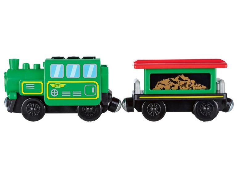 Транспортный локомотив с дистанционным управлением green PLAYTIVE® Германия