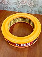 Элемент фильтрующий очистки воздуха  А-005  Газель