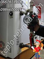 Насос (байпас) в зборе к парапетному газовому отопительному котлу) заводсое исполнение