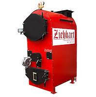 Промышленный пиролизный газогенераторный котел на твердом топливе Ziehbart 95 (котлы Зибарт на дровах)