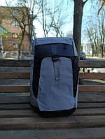 Баскетбольний рюкзак з кишенею для м'яча Kyrie Irving Grey (Кайра Ірвінг)