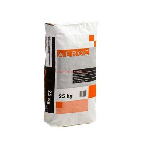 Клей для газобетона Aeroc