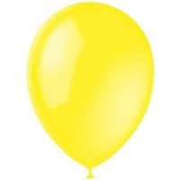 Повітряна кулька 10 дюймів жовтий